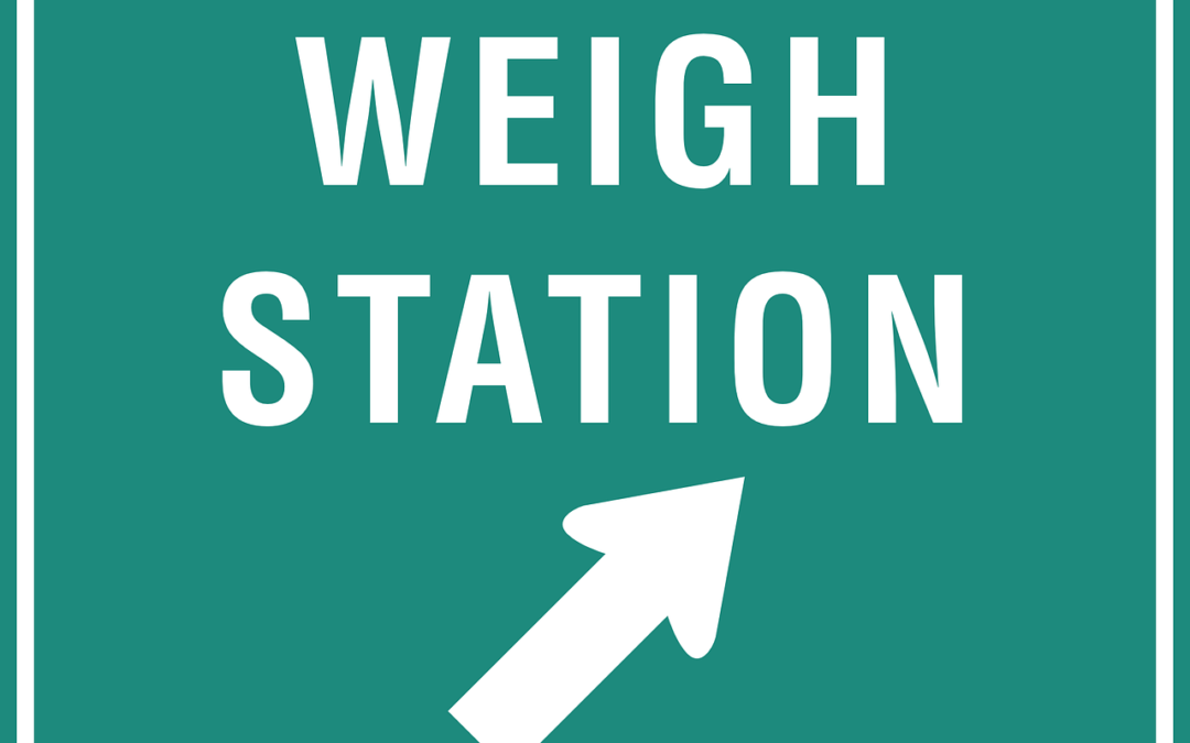 What Happens at a Truck Weigh Station?