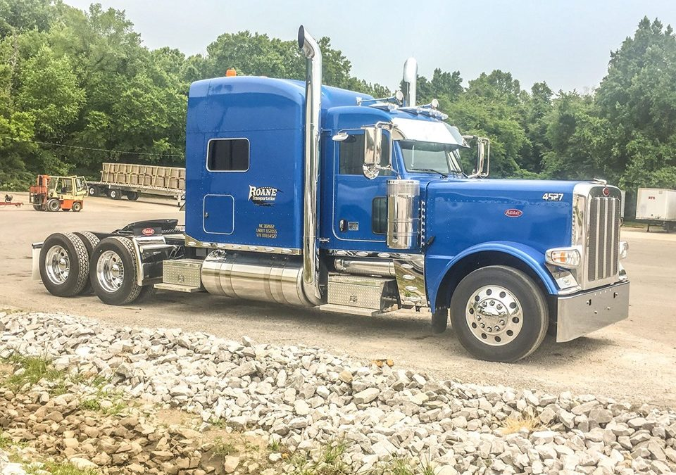 Tractor Trailers Are Reducing Drag and Becoming More Efficient