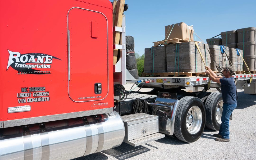 Flatbed Maintenance and Safety Tips While on the Road