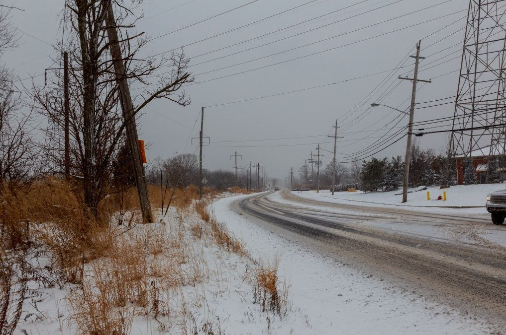 Winter Driving Tips for Flatbed Truck Drivers