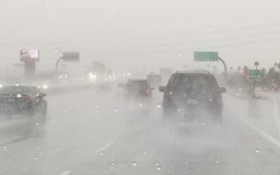 How to Drive Your Flatbed Truck Safely in the Rain